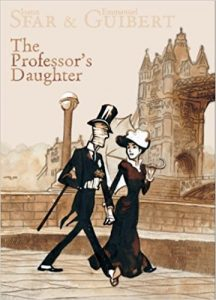 Professors Daughter book cover