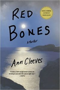 Red Bones book cover
