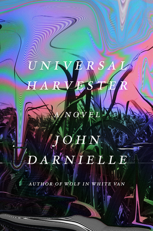 Universal Harvester book cover