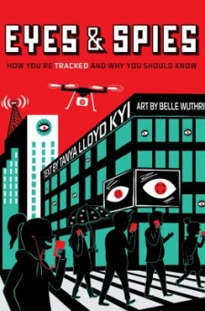 eyes and spies book cover