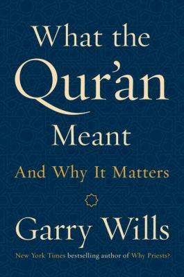 Cover of What the Qur'an Meant