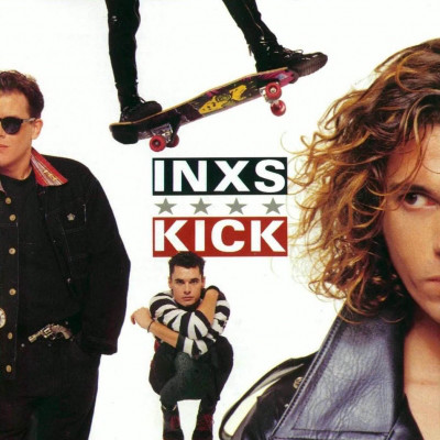 inxs Kick album cover