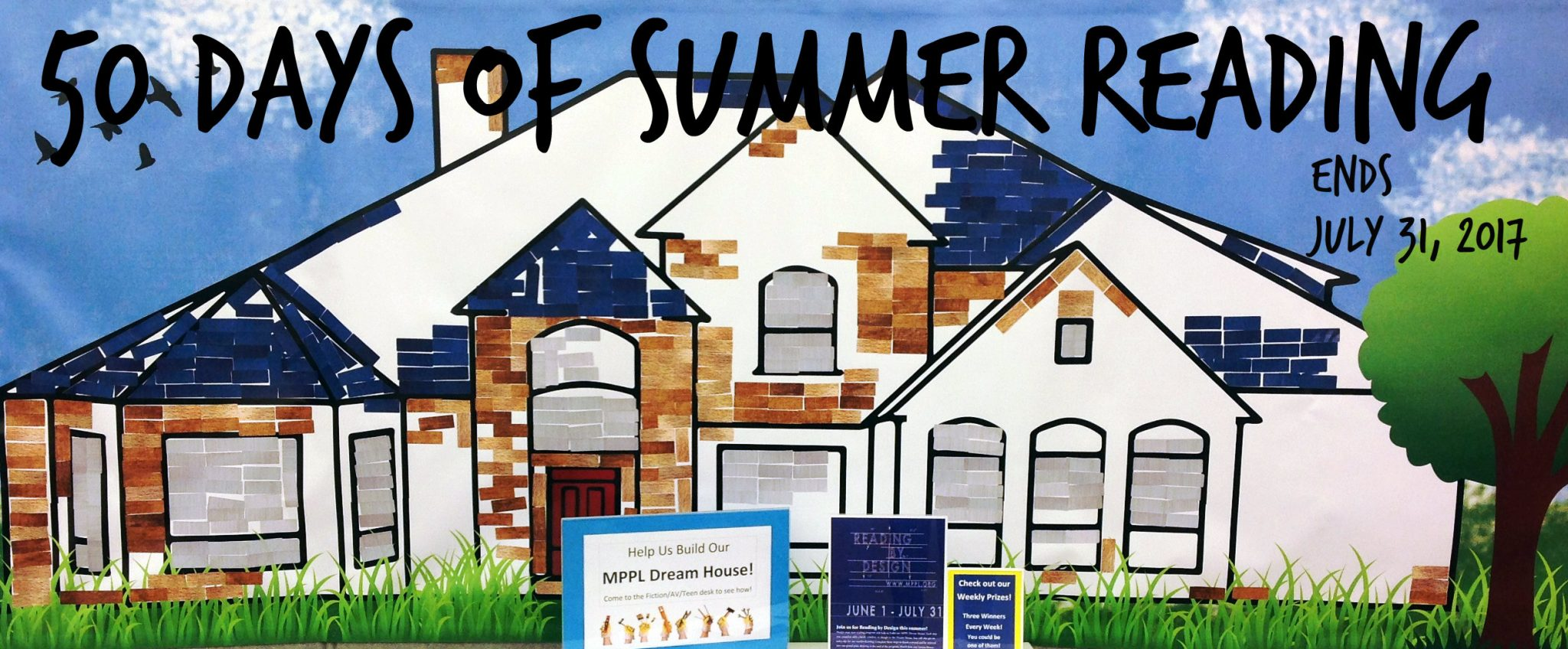 Picture of Summer Reading House header