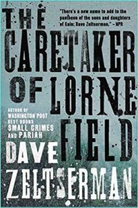 Caretaker of Lorne Field book cover