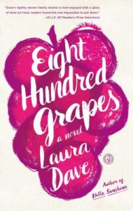 Eight Hundred Grapes book cover