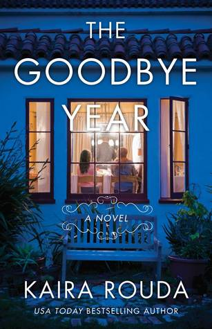 The Goodbye Year book cover