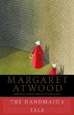 The Handmaid's Tale book cover