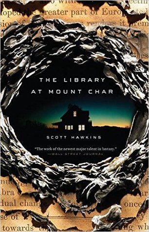 The Library at Mount Char book cover