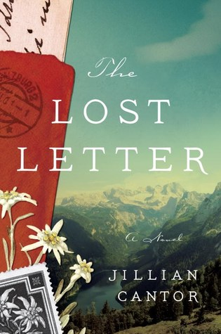 The Lost Letter book cover