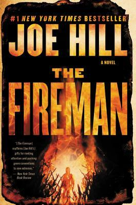 The fireman book cover