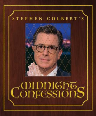 Cover of Stephen Colbert's Midnight Confessions