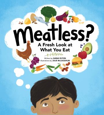 meatless book cover