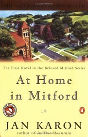 At Home in Mitford book cover