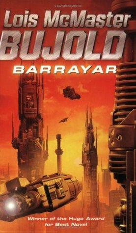 Barrayar book cover