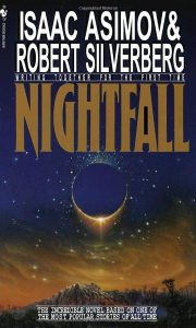 Nightfall book cover