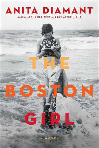 The Boston Girl book cvoer