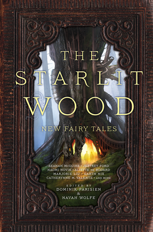 The Starlit Wood book cover