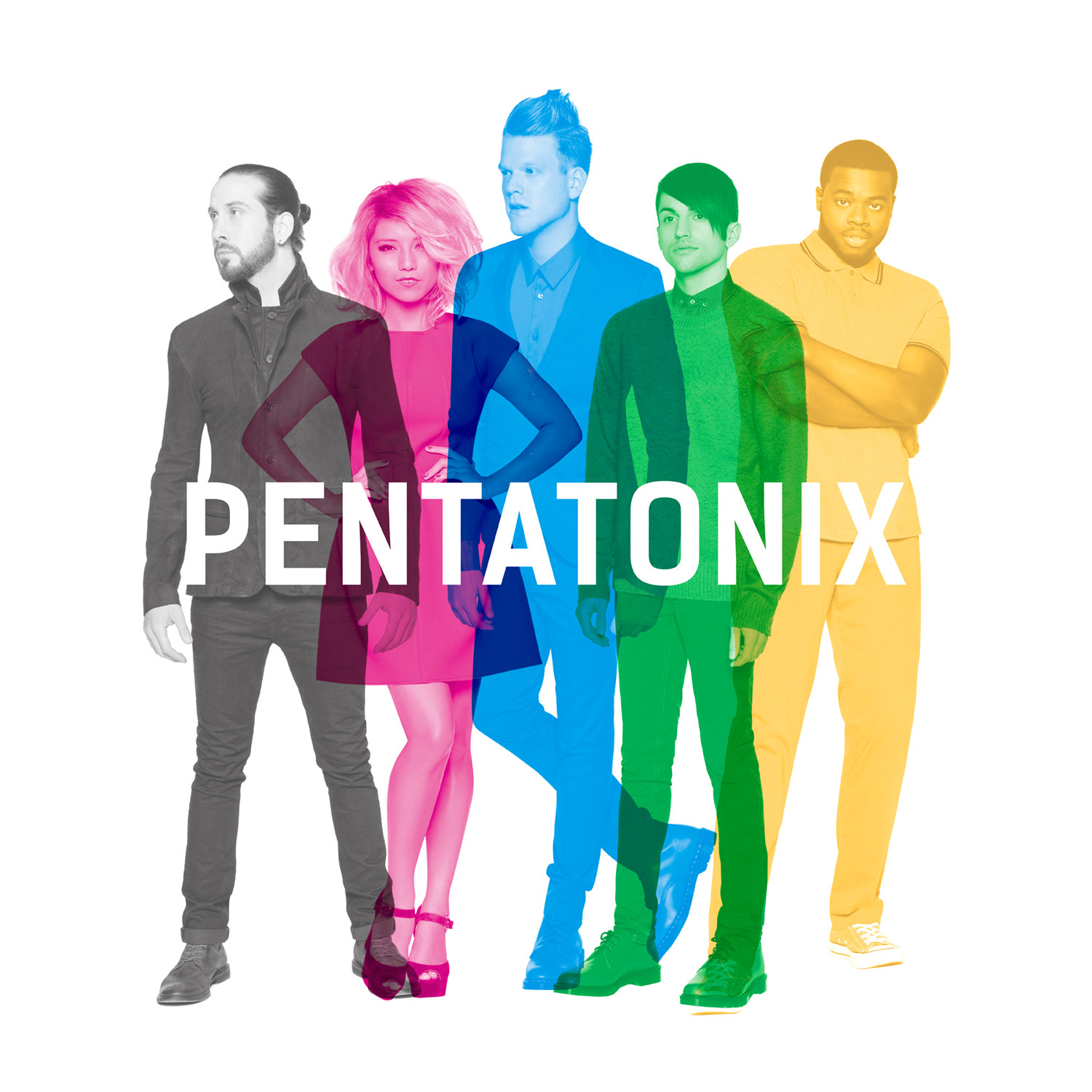 pentatonix album cover
