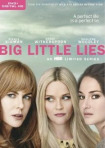 Big Little Lies DVD cover