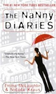 Nanny Diaries book cover