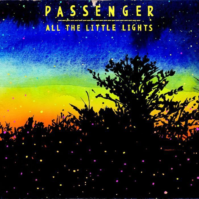 Passenger All the Little Lights album cover