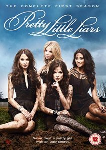 Pretty Little Liars DVD cover
