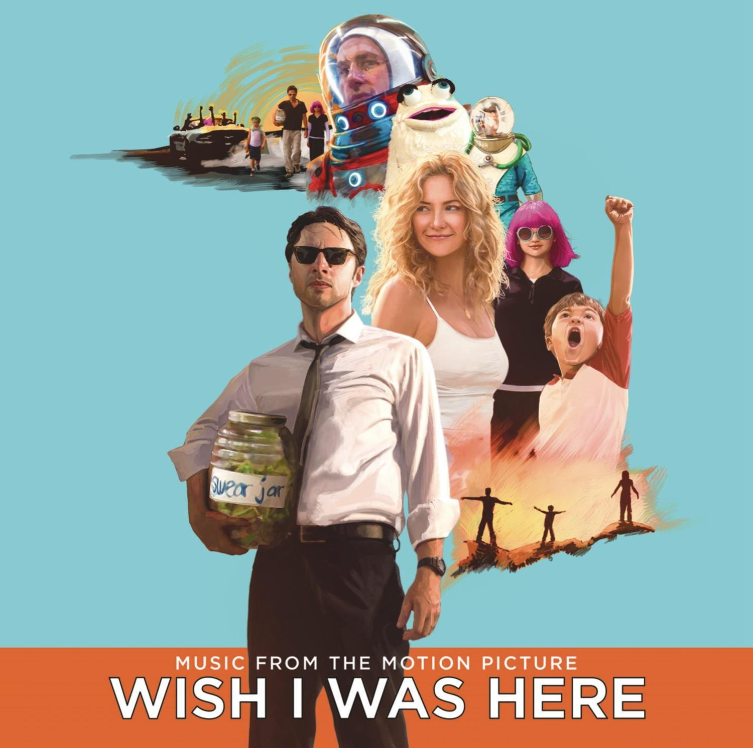 Wish You Were Here soundtrack cover