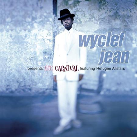 Wycleaf Jean album cover