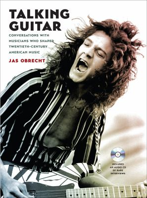 Cover of Talking Guitar