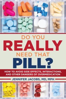 Cover of Do You Really Need That Pill?