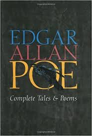 edgar allen poe complete tales and poems book cover