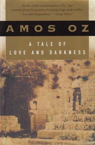 A Tale of Love and Darkness book cover