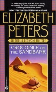 Crocodile on the Sandbank book cover