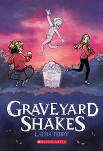 Graveyard Shakes book cover