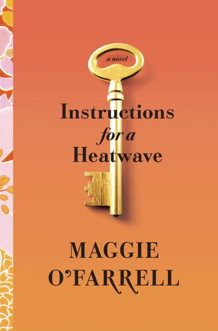 Instructions for a Heatwave book cover