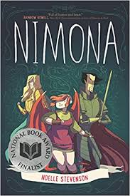 Nimona book cover