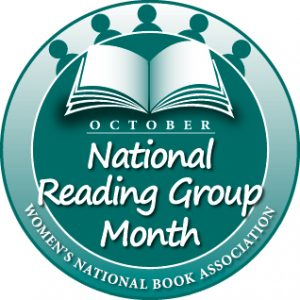 Reading Group Month logo