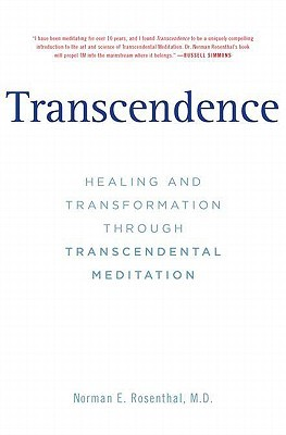 Trancendence healing and transformation through transcendental meditation book cover