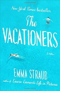 Vacationers book cover