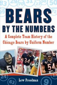 Cover of Bears by the Numbers