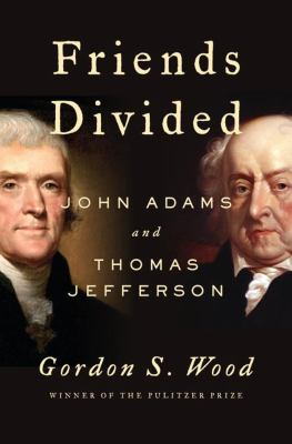 Cover of Friends Divided