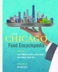 Cover of The Chicago Food Encyclopedia