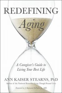 Cover of Redefining Aging
