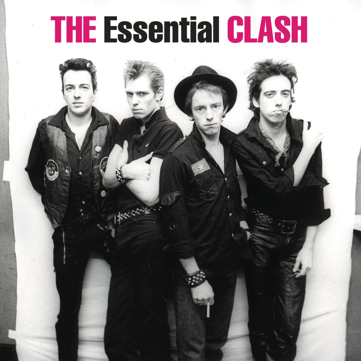 The Essential Clash album cover