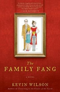 Family Fang book cover