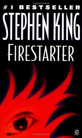 Firestarter book cover