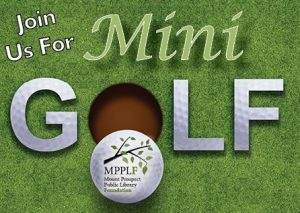 join us for mini golf