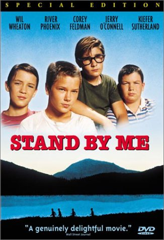stand by me dvd cover