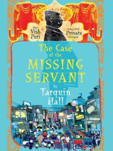 Case of the Missing Servant book cover