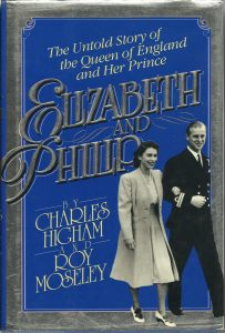 Elizabeth and Philip book cover